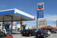 <p>A Chevron station at 220 E. Paisano in South El Paso was selling gasoline for just under $3 as of Friday afternoon. El Paso gas prices are the highest in Texas.</p>