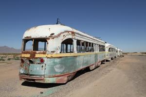 El Paso's streetcars