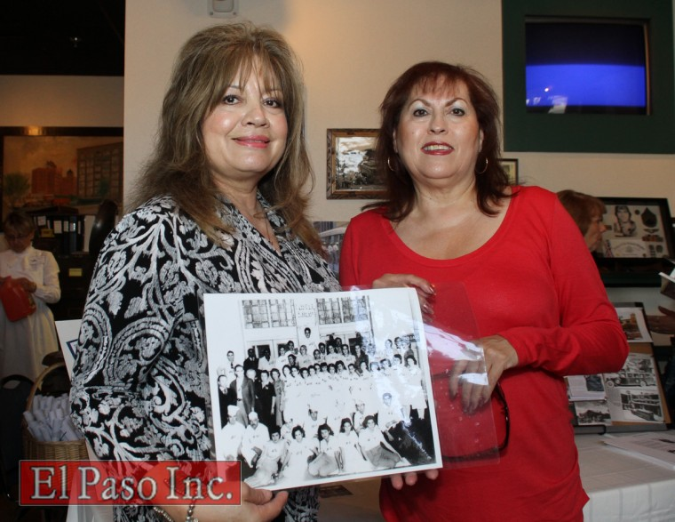 El Paso's Harvey Girls hit 106