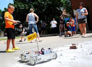 Mining Robots Event