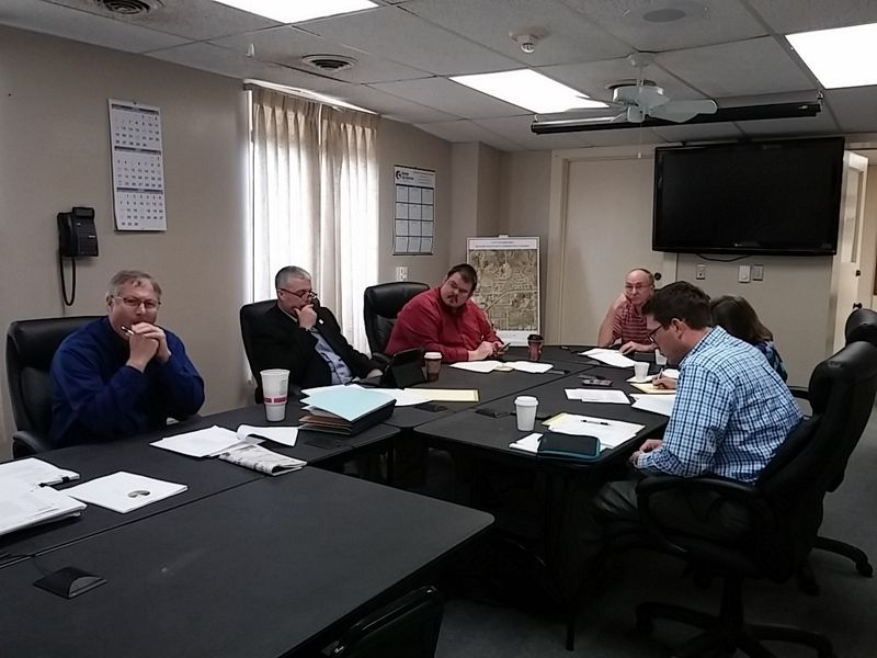 City commission discusses becker addition stormwater for Becker study plan