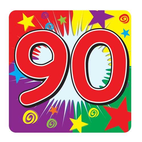 Kiwanii Turn 90