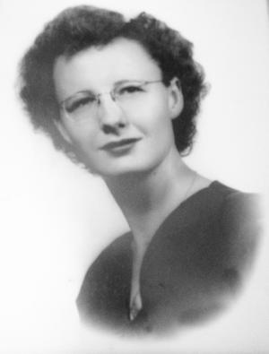 Dorothy Lee Knapp Shaffer