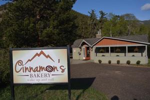 Grand Opening of Cinnamon's Bakery in Estes Park!