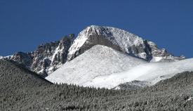 <p>While Longs Peak is the most challenging mountain in Rocky Mountain National Park to hike and climb, it attracts adventurers from around the world. </p>