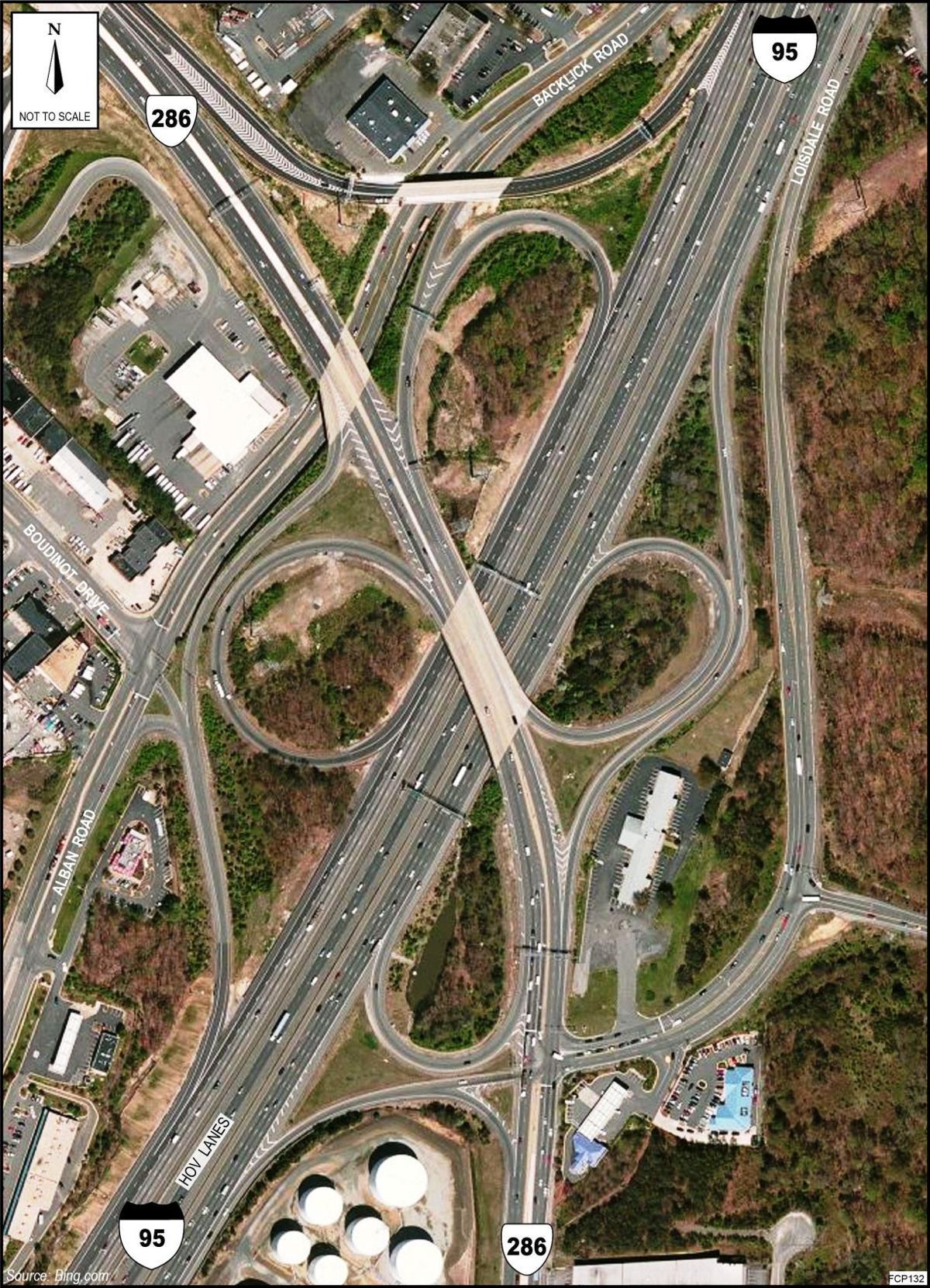 VDOT starts public outreach on I-95 Fairfax County Parkway ...