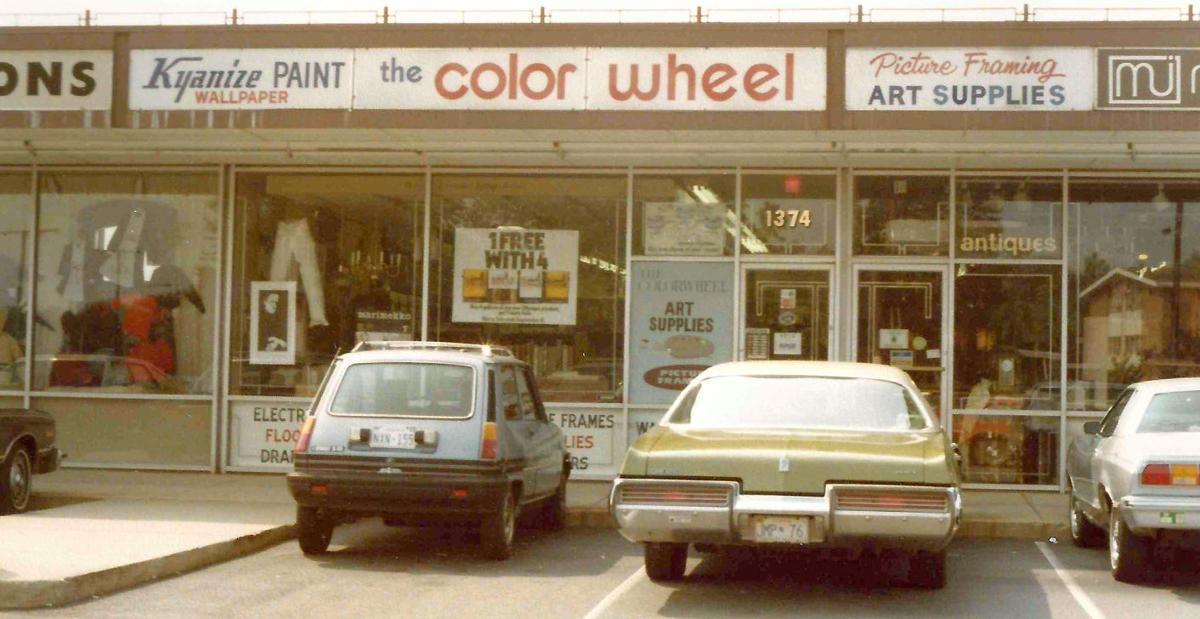 Mclean 39 S Color Wheel Paint Store Turns 50 Articles