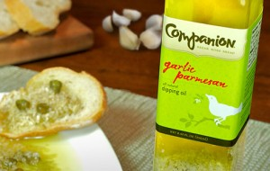 THE FEED: Companion Introduces New Garlic Parmesan Dipping Oil