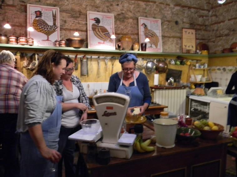 Travelogue: Grrls' Meat Camp in Southwest France
