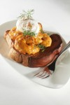 Kelly English Steakhouse's Creole Midnight Snack