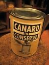 Au Pied de Cochon Canard en Conserve