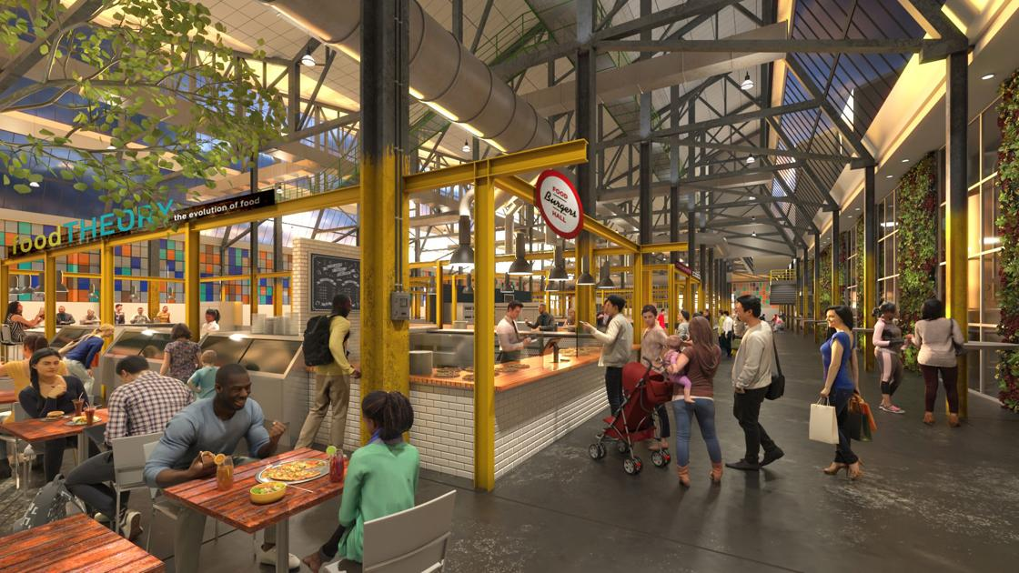 City Foundry Food Hall Market To Open In St Louis St Louis Restaura