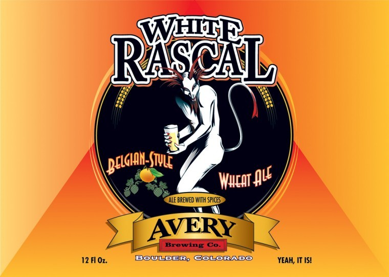 Avery Brewing Co.'s White Rascal