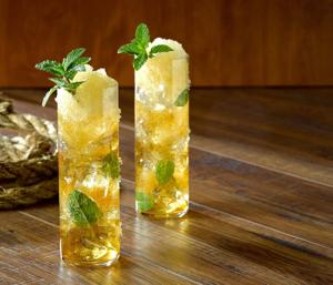 For the Kentucky Derby, a Classic Mint Julep