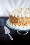 Rosciglione Bakery's cassata cake
