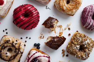 CAT'S PICKS: Vincent Van Doughnut + Guerrilla Street Food