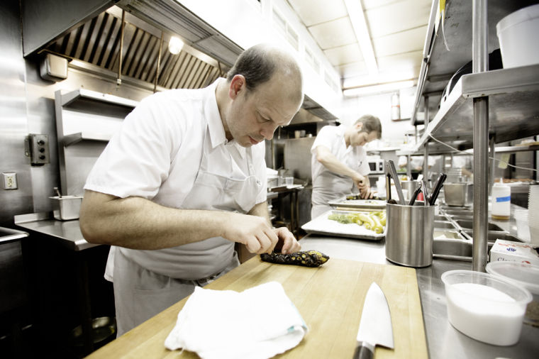 Everyone loves kevin nashan of sidney street cafe - Chef de cuisine st louis ...