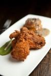 Blood & Sand -- Fried chicken