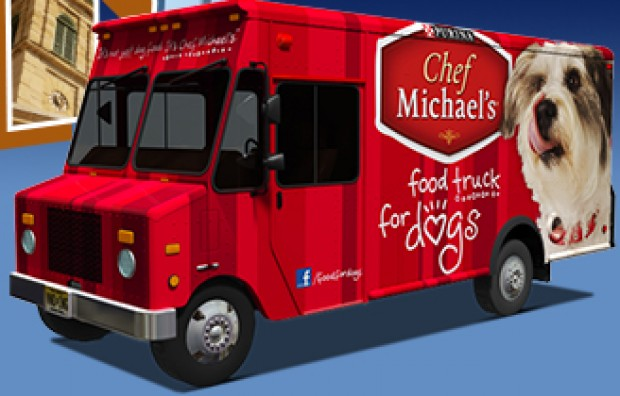 Chef Michael Food Truck For Dogs