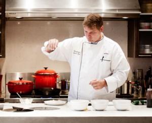 St. Louis chef Nate Bonner