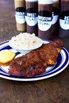 Southtown Pub's smoked pork steaks