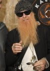 Rockin out with Billy Gibbons of ZZ Top!