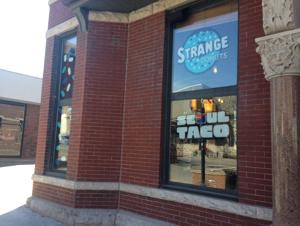 First Look: Strange Donuts/Seoul Taco Shared Space Now Open in Columbia