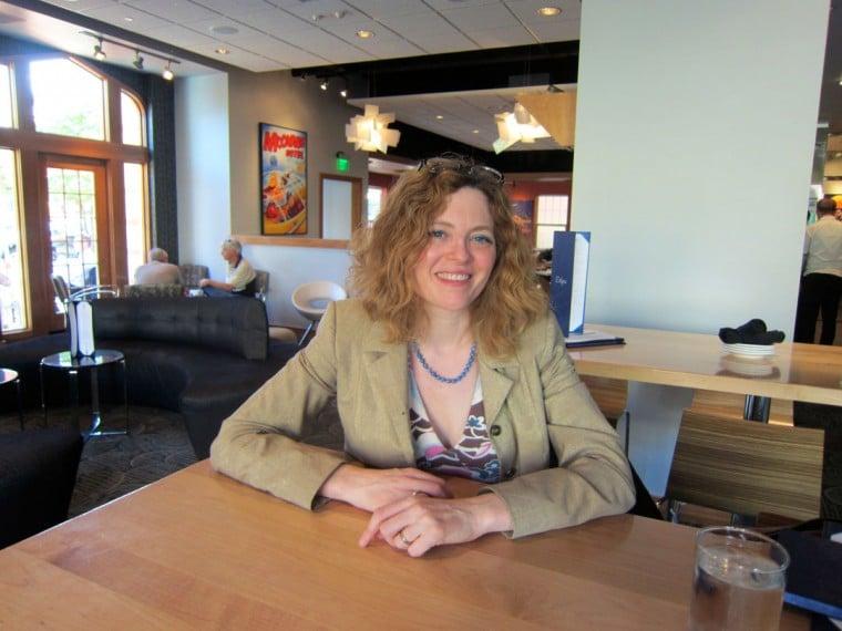 Amy Bautz, digital art professor at St. Louis University