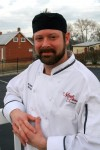 Mount Pleasant Estates executive chef Dana Liljequist