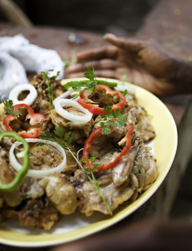 Authentic haitian chicken recipes