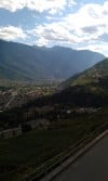 ITALY 12. The Vineyards in Valtellina