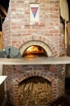 Epic Pizza & Subs' wood-fired oven