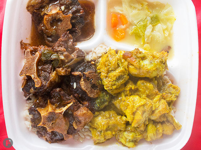 Caribbean delight brings authentic jamaican food to south for Authentic caribbean cuisine
