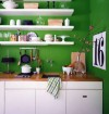 Trend 2: Green's a Go (larger spaces)