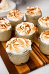 Pastry chef Christy Augustin's Roasted Banana Pudding