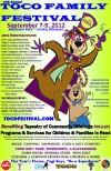 11th Annual TOCO Family Music Festival