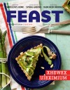 The Asparagus and Prosciutto Tart from March's A Savory Slice of Spring (Photograph by Jennifer Silverberg)