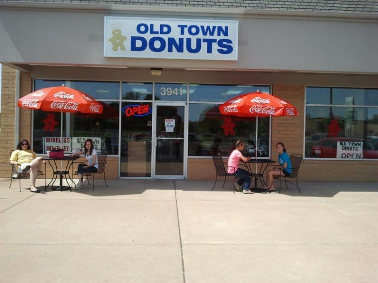 Old Town Donuts in Cottleville