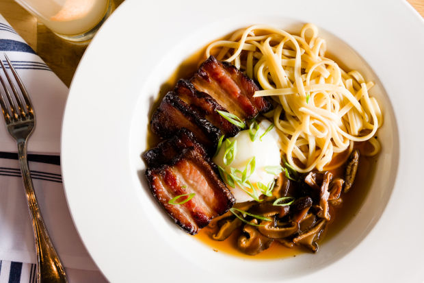 OUT TO LUNCH: The Libertine's Fall-Perfect Lunch Dishes : Out-to-lunch