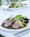 Smoke-Roasted Prairie Grass Farms Rack of Lamb with Mint