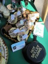 Some of Hot Skillet Farms' handmade offerings