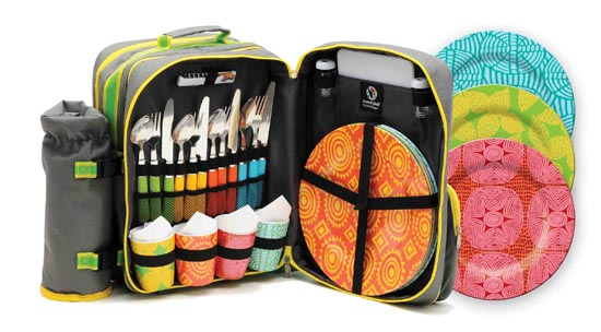 Picnic Sets For 6 Picnic Backpack Set