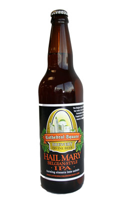 Hail Mary Belgian-Style IPA