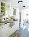Trend 2: Green's a Go (smaller spaces)