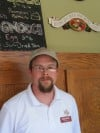 David Burmeister, director of operations for Midwest Pasta Co.