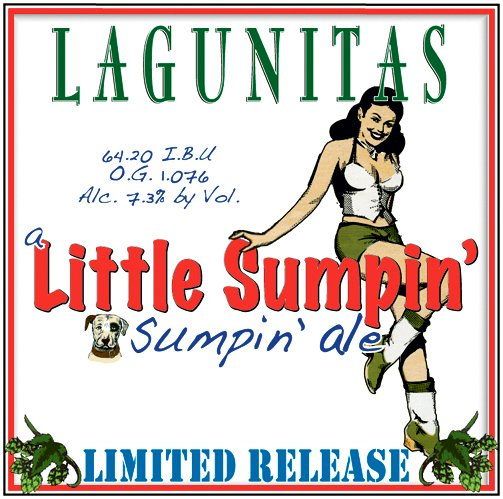 Lagunitas Brewing Co. A Little Sumpin' Sumpin' Ale
