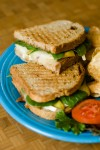 Foundation Grounds sandwich