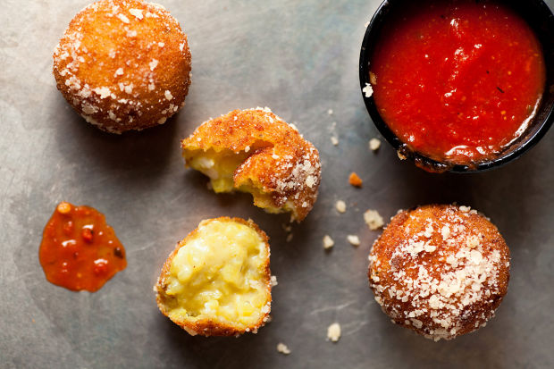 Saffron Arancini Recipes — Dishmaps