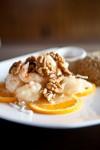 Kabuki's honey walnut chicken