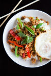 The King & I's spicy basil chicken